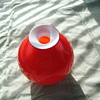 Kastrup Holmegaard  ball (kugle) vase