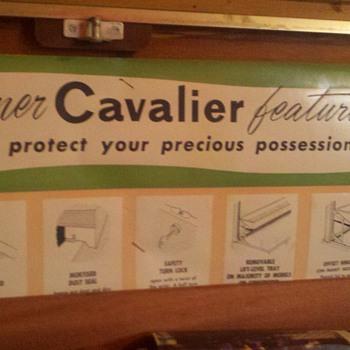Cavalier Red Cedar Chest - Furniture