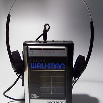 1980's WALKMAN with Original Headphones