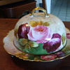 L S&S Limoges France Pancake Warmer