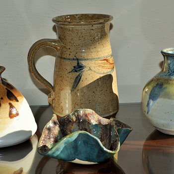 Small Studio Pottery finds this weekend.... - Pottery