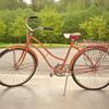 """WWII """"Hickam AFB"""" Bike"""