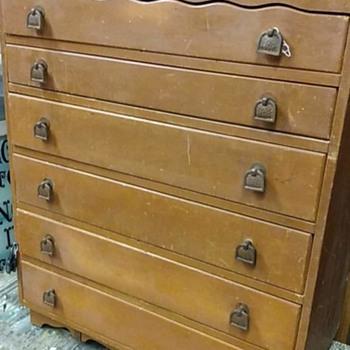 Monterey Chest - Furniture