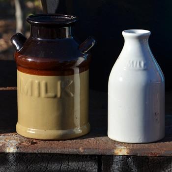 Got milk? - Pottery