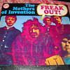 "Frank Zappa The Mothers Of Invention ""Freak Out"" ! Promo copy"