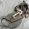 C & NW Slaymaker Switch Lock & Key