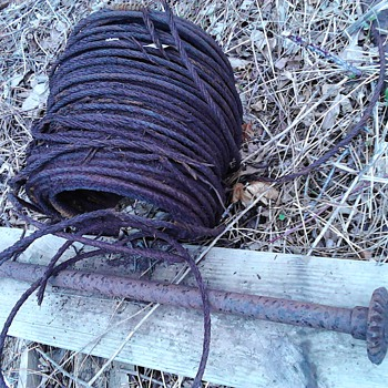 horse barn wire/cable - Tools and Hardware