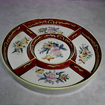 JAPANESE SECTIONAL TRAY - Asian