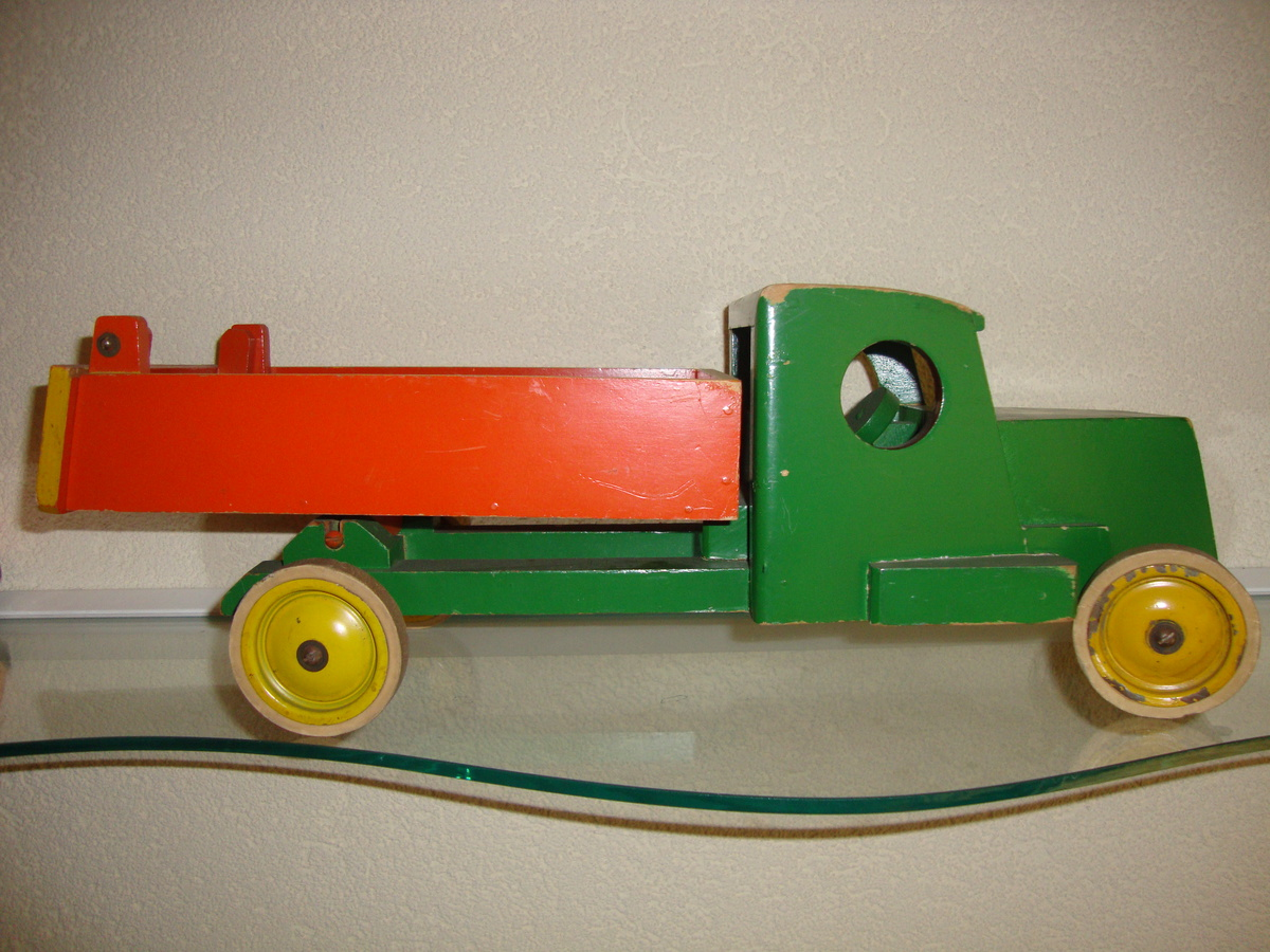 Ordinary Vintage Toy Trucks Part - 12: Collectors Weekly