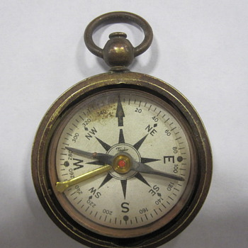 Vintage Compass - Tools and Hardware