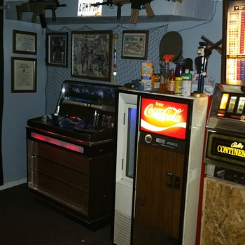 Getting my bar up and running - Coin Operated