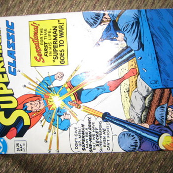 superman goes to war w/ no bonus = ma and pa die, May #161 - Comic Books