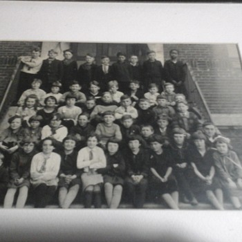 Grade school photo  - Photographs
