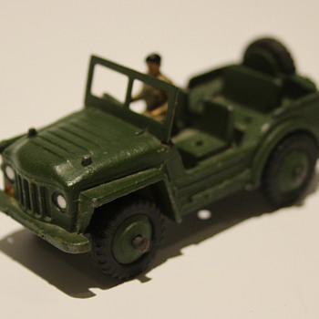 Dinky Military - Model Cars