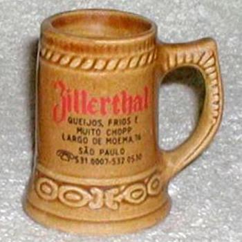 """Zillerthal - Sao Paulo"" Mini-stein Shotglass"