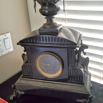 Help ID this clock