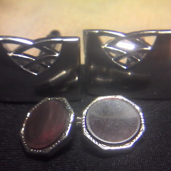 Swank Tie And Cufflinks Set - Accessories