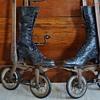 """ENGLAND 1895 Roller skates """"Ritter"""""""
