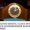 Old Mauthe Clock