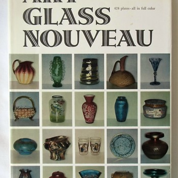 The Old World Habits Of the 20th Century Antique Art Glass Collectors - Art Glass