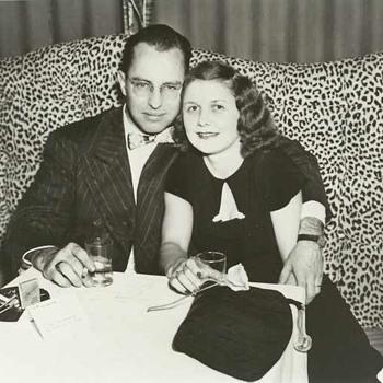 Grandma and grandpa Mac - Photographs