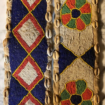 Two Divining Sashes from the Yoruba People of Nigeria - Rugs and Textiles