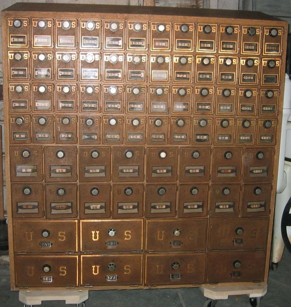 Antique Furniture Supplies Mail: Federal Equipment Co. Post Office Box Bank