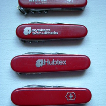 Swiss Army Knives as advertising!   - Tools and Hardware