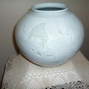Japanese Vase? - Asian