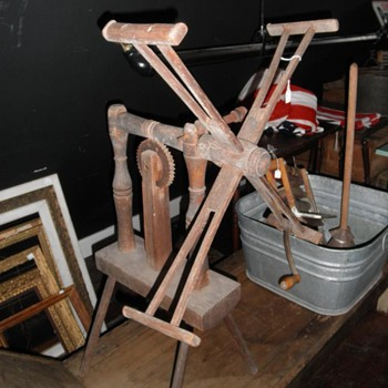 old wool winder  - Tools and Hardware
