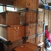 Historical GB Lewis Shipping Crates--1915-1921