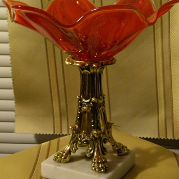 Candy dish? - Art Glass