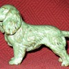 Vintage Cold Painted Bronze Springer Spaniel