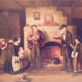 1800's painting - Fine Art