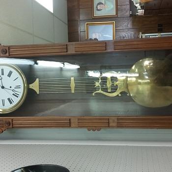 Old family piece - Clocks