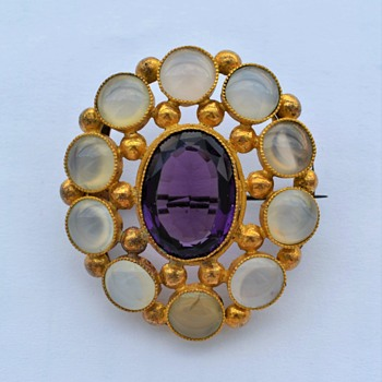 Antique brooch - Victorian? - Fine Jewelry