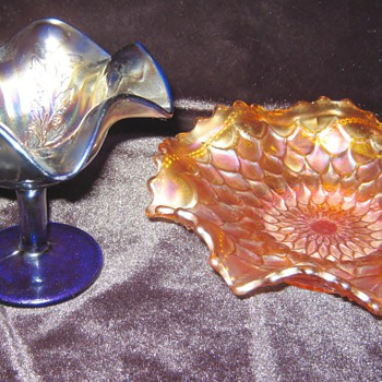 Fenton's Holly & Dugan's Fishscale & Beads