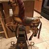 Pendulum Rocking Horse