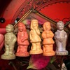 Chalkware Game Pieces