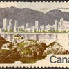 """1973 - Canada """"Vancouver"""" Postage Stamp"""