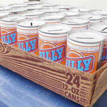 A case of beerdom's biggest bust-BILLY BEER! - Breweriana