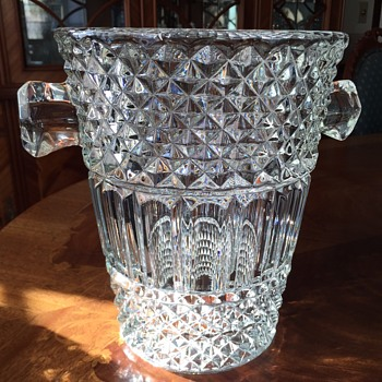 My favorite Crystal Ice Bucket - PART II
