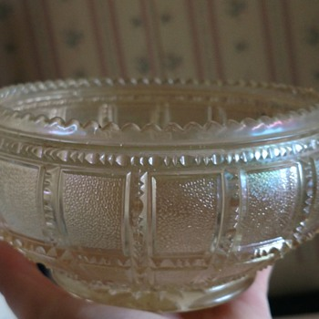 "The family ""Jane"" bowl - Glassware"