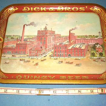 Dicks Beer Tray