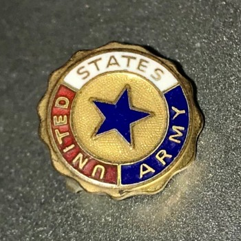 Trying to identify this US Army pin. - Military and Wartime