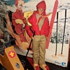 Kenner Steve Scout Avalanche on Blizzard Ridge Rare Set With Figure With Box And All That 1974