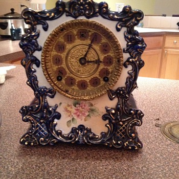 Gilbert clock 1904