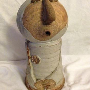 Art Pottery guy - Pottery