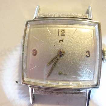 1964 Hamilton M 79-4 10K white gold - Wristwatches