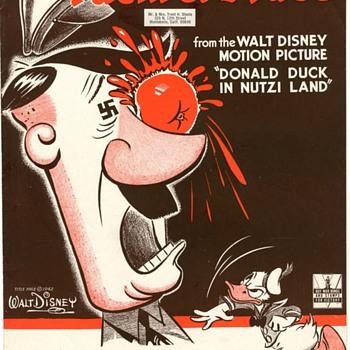 """""""Der Fuehrer's Face"""" - 1943 - Movies"""